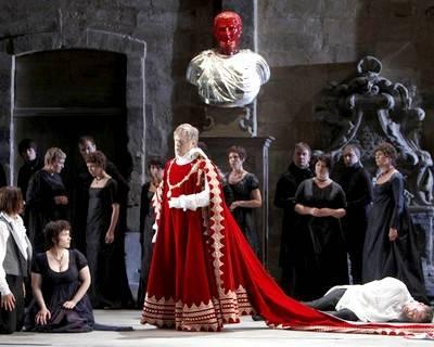 La última ópera seria de W. A. Mozart